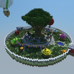 ♍ - TownSquare! A PvP Arena! ☁ Minecraft Project