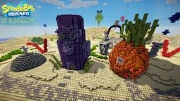 Bikini Bottom in Minecraft | Spongebob Map Minecraft Map & Project