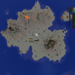 The heat factories Minecraft Map & Project