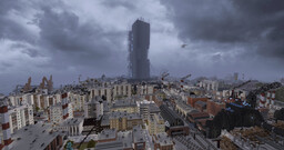 City-17 [Grand Project] |HALF-LIFE 2| Minecraft Map & Project