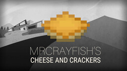 MrCrayfish's Cheese and Crackers (Rebaked) Minecraft Texture Pack