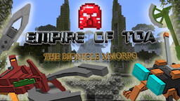 EMPIRE OF TOA   The Bionicle MMORPG Minecraft Server