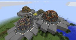 MindCrack Nether Hub Minecraft Project