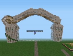Expellor, the draconian's citadel Minecraft Map & Project