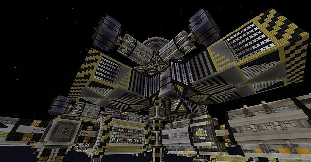 Massive Space Station (page 3) - Pics about space