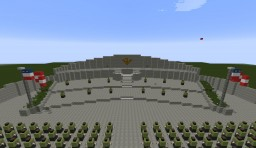 Place for Speeches, Military Minecraft