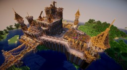 Steel Point Fortress Minecraft