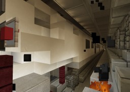 Subway Survival Minecraft Map & Project