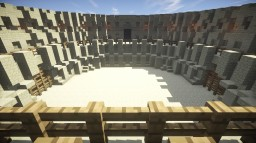 Gladiator Arena Minecraft