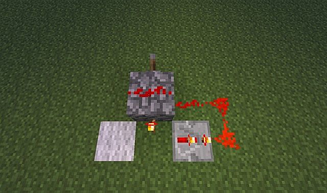 how to make cut redstone