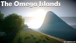 Omega Island Complex - by CaptainCarlo Minecraft Map & Project
