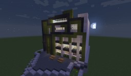 MODERN HOTEL Minecraft Map & Project