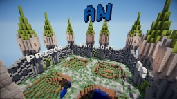 Aero Network Hub | Commission build Minecraft Map & Project