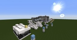 Airport Apron Ground Service Vehicles Minecraft Map & Project