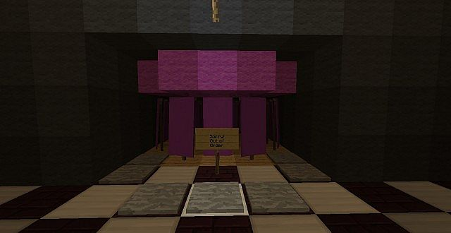 Fnaf Five Nights At Freddy S Minigame Map Minecraft Project