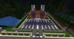 Daydonna - Thermal Power Station Minecraft Project