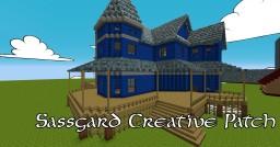 Sassgaard Creative Overlay Minecraft Texture Pack