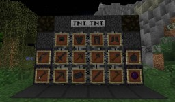 Bedrockium Mod [1.8.9] [1.7.10] WEAPONS, TNT, DIMENSION AND MORE! Finally Updated! Minecraft