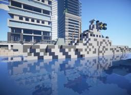 Visby Class Corvette Minecraft Project