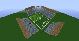 College Soccer Field Minecraft