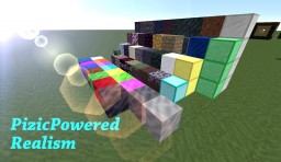 PizicPowered Realism - In Beta! Minecraft Texture Pack