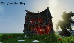 Level 20 Project -New House Style- The Forgotten Shop Minecraft