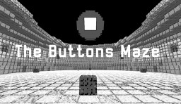 The Buttons' Maze - Mystery Adventure map 1.8 Minecraft Map & Project