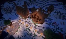 Everwinter Village Minecraft