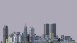 Modern City Megabuild - Titan City