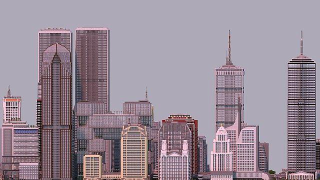 Alternate skyline