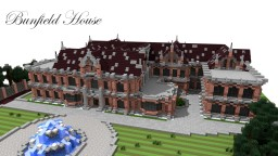 Small Mansion | Bunfield House Minecraft Map & Project