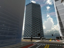 Bank Tower | DRN | Minecraft Project