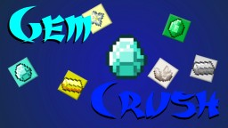 Minecraft Gem Crush | Puzzle Mini-game Minecraft Mod