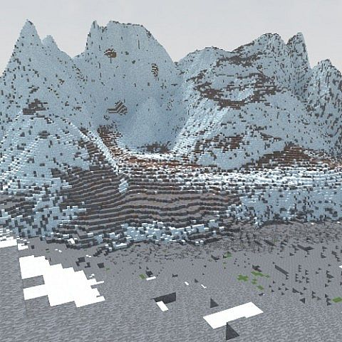 Some Different Landscapes / Locations Minecraft Project