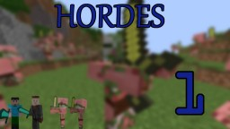 Crap load of Mobs Minecraft Hordes Episode 1 Minecraft Blog Post