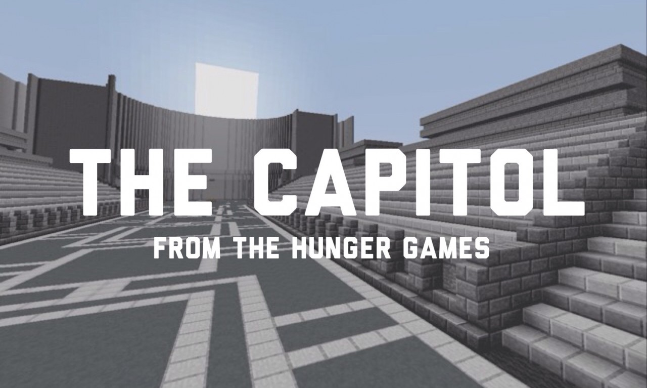 the capital of the hunger games