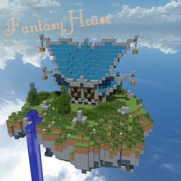 Fantasy House, Inspired by 0neArcher Minecraft Map & Project