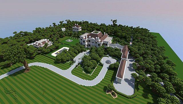Crespi Estate Rebuild 50 Subs Special Minecraft Project
