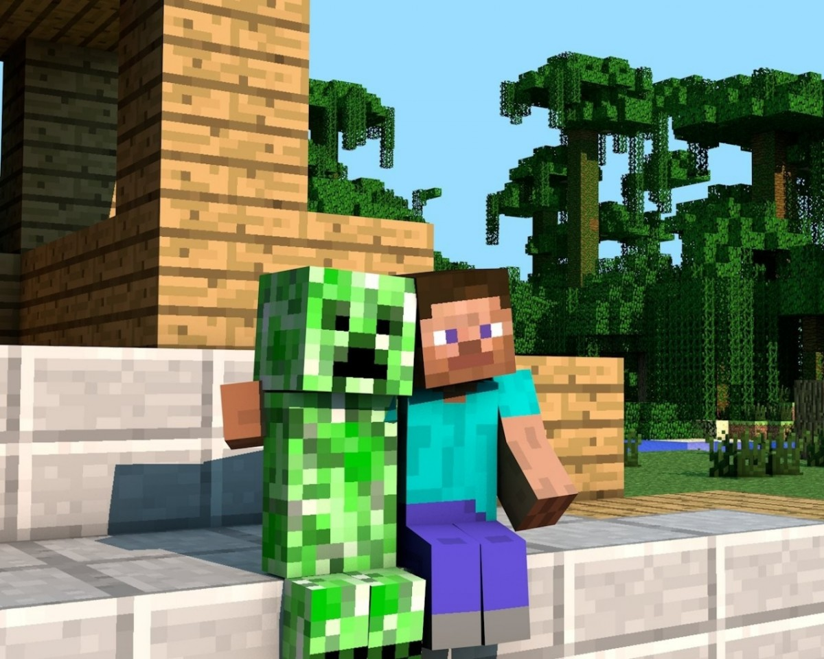 a life of steve contest entrry the time before skins minecraft blog