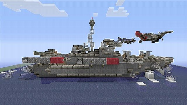 minecraft how to build a moving boat
