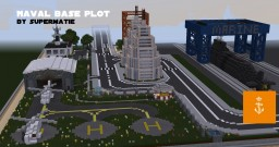 Naval Base With Airfield Lord Dakr server (server closed) Minecraft Map & Project