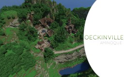 Oeckinville Minecraft Map & Project