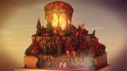 Oriental Plot - Sunfury Plot Competition Minecraft Project