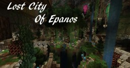 [Time Lapse] The lost city of Epanos Minecraft Map & Project