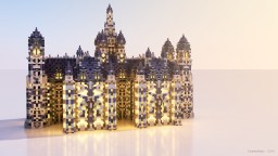Falphin's Palace Minecraft Map & Project