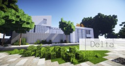 Delta Minecraft Map & Project