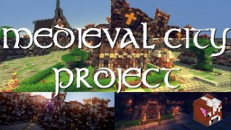 [Update!] Medieval City - By Sim16matt Minecraft Map & Project