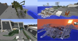 Steve's Industries [Industrial Revolution Project] W.I.P Minecraft Map & Project