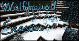 Wolfhound Seasons Minecraft Texture Pack