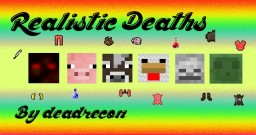[1.7.2] [SMP] Realistic Deaths